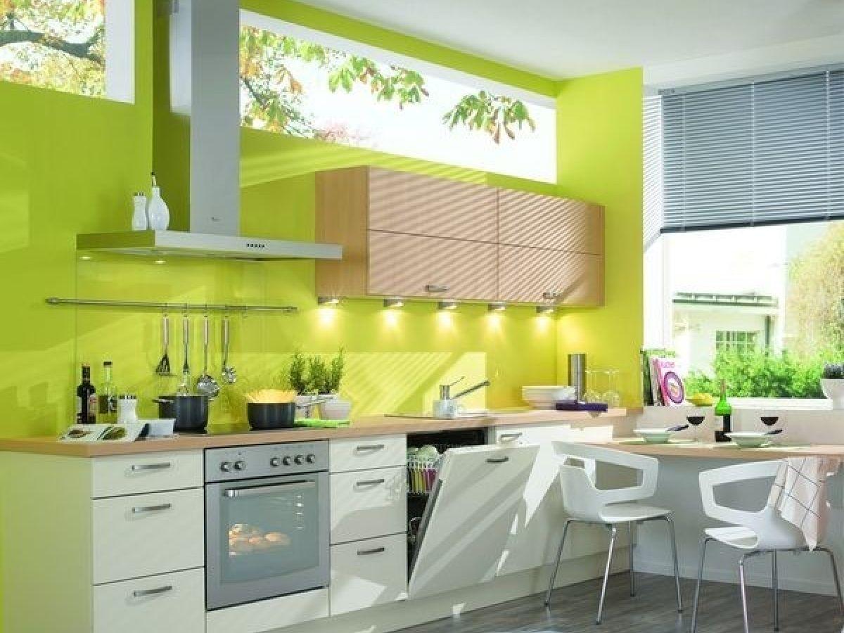 Идеи ремонта в кухне