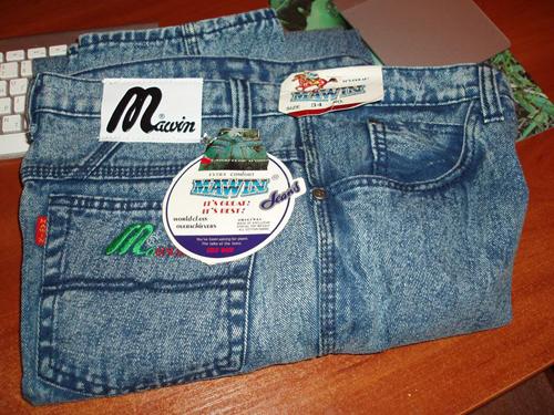 Вспомнил — прослезился Самые модные «шмотки» 90-х