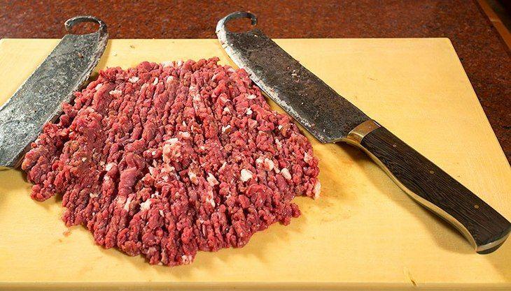 Домашняя колбаска в фольге. Намного вкуснее магазинной