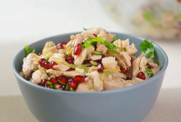 Я решила с Нового года начать новую жизнь! Готовлю 5 салатов, и все без майонеза. (Рецепты + ВИДЕО)