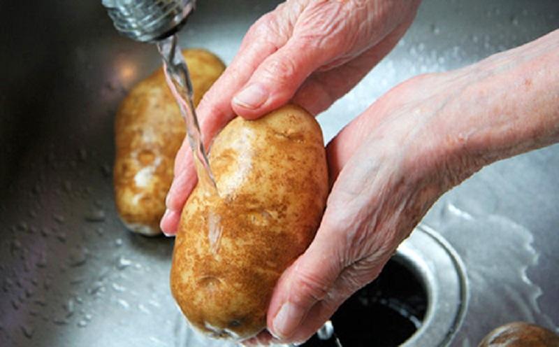 Так картофель ты еще не готовила! Самый аппетитный гарнир, который я ела!