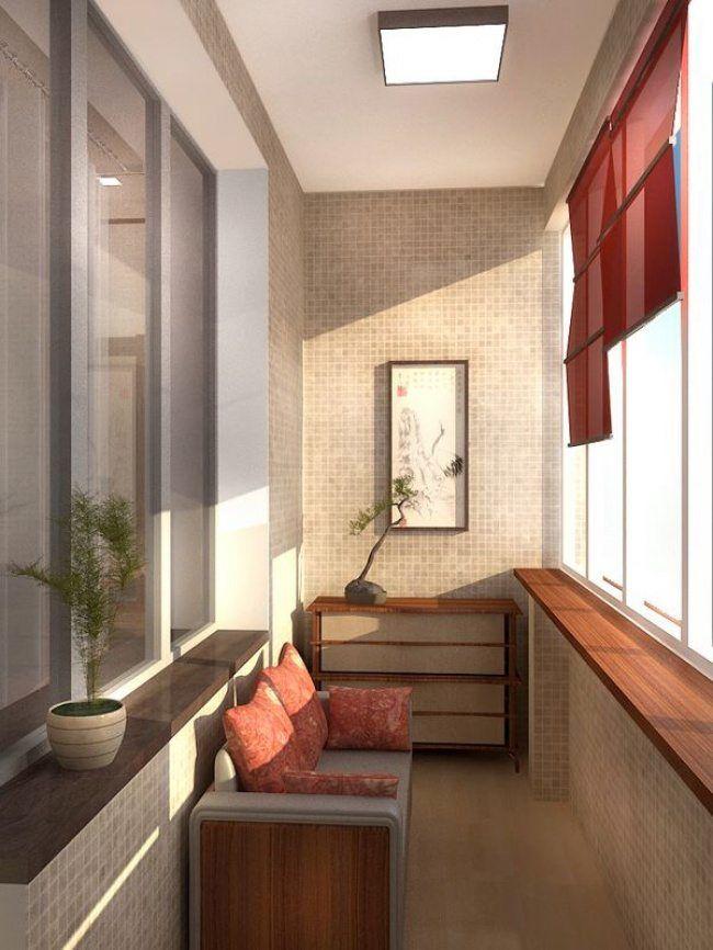 20 классных идей для вашего балкона