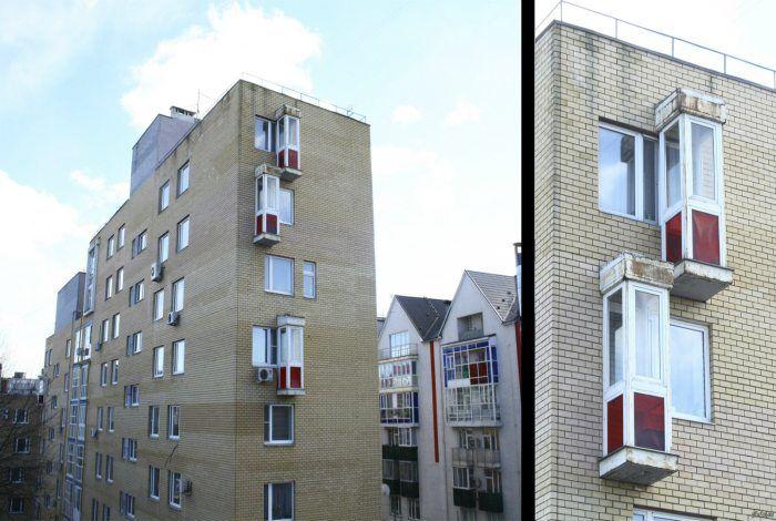 20 «балконных» шедевров, от которых вы будете в восторге!