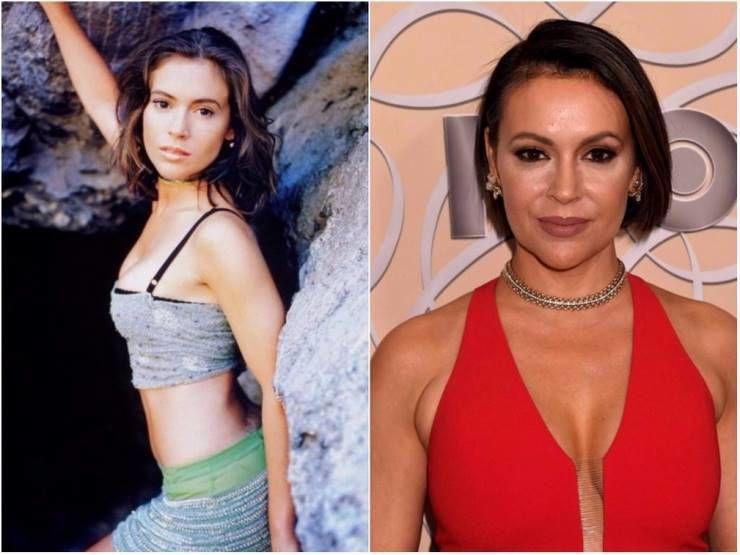 Как спустя 25 лет выглядят главные секс-символы Голливуда!