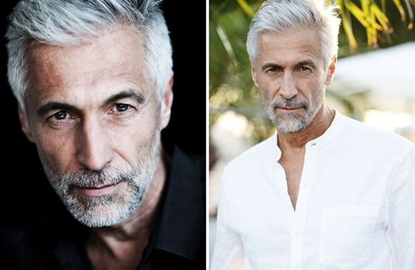 20 фотографий, которые доказывают, что мужчины с возрастом становятся только привлекательне
