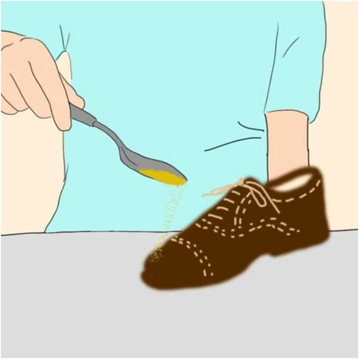 14 хитростей с обувью