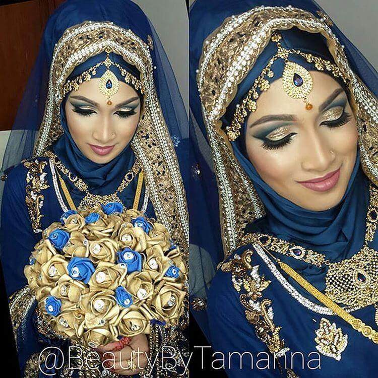 Свадебные хиджабы — одежда, которая поразит даже самый притязательный вкус