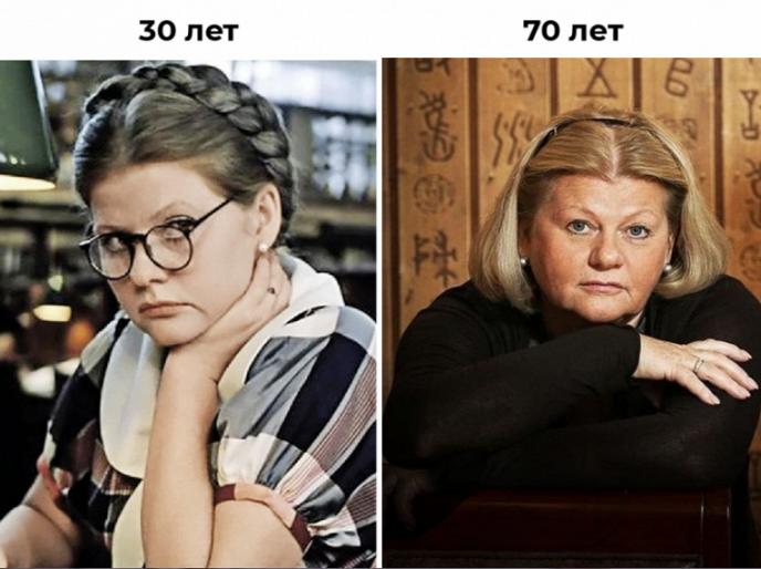 «Москва слезам не верит» 40 лет спустя, как изменились актеры