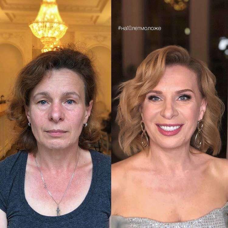 До и После: 15 удивительных преображений женщин
