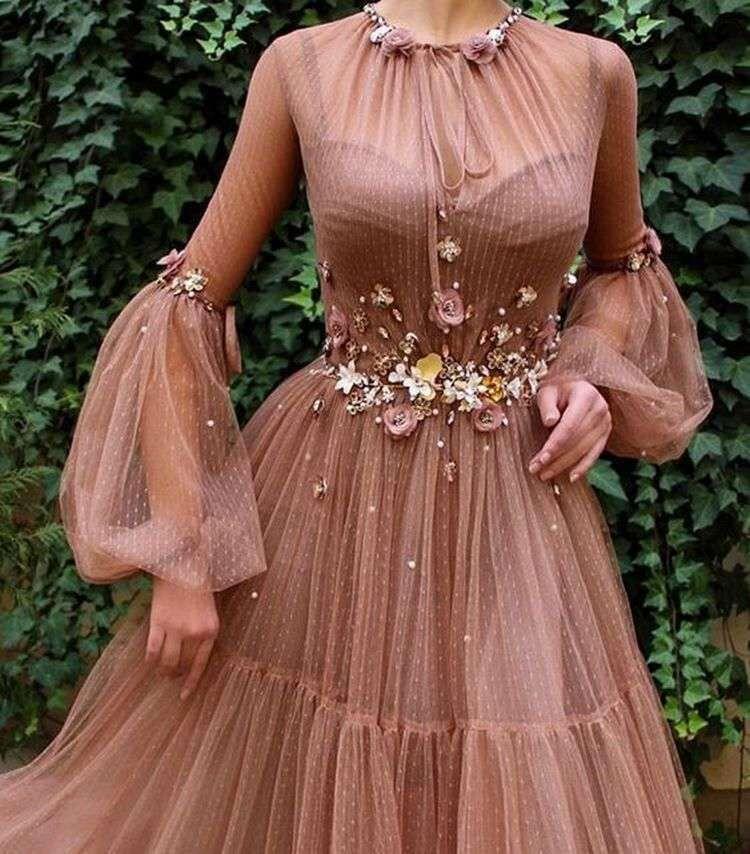 Роскошные платья, в которых каждая женщина почувствует себя королевой