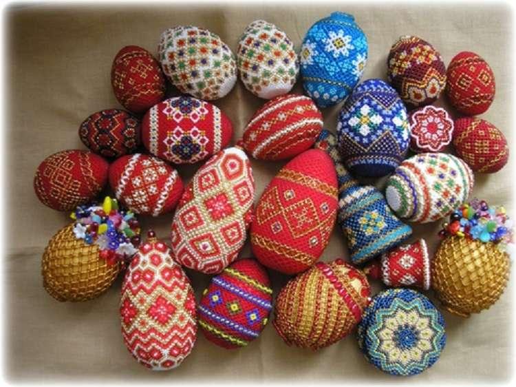 Зачем и почему на Пасху красят яйца