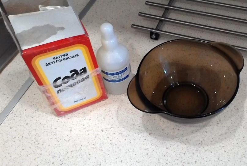 Всего 5 минут и чайники с кастрюлями будут сиять ослепительно